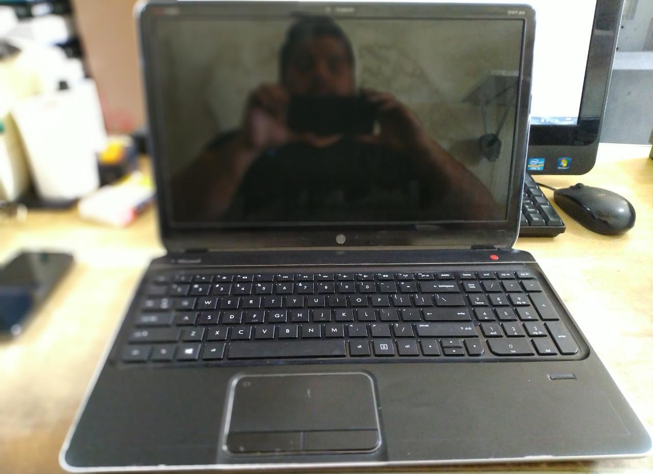 Notebook HP Envy DV6