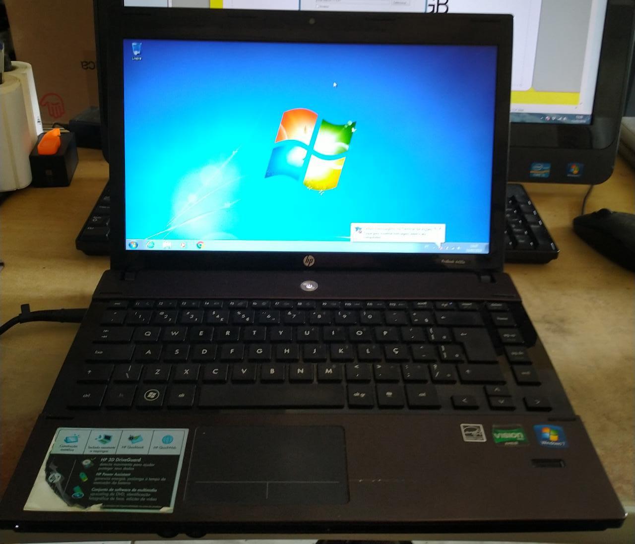 Notebook HP Probook 4425s
