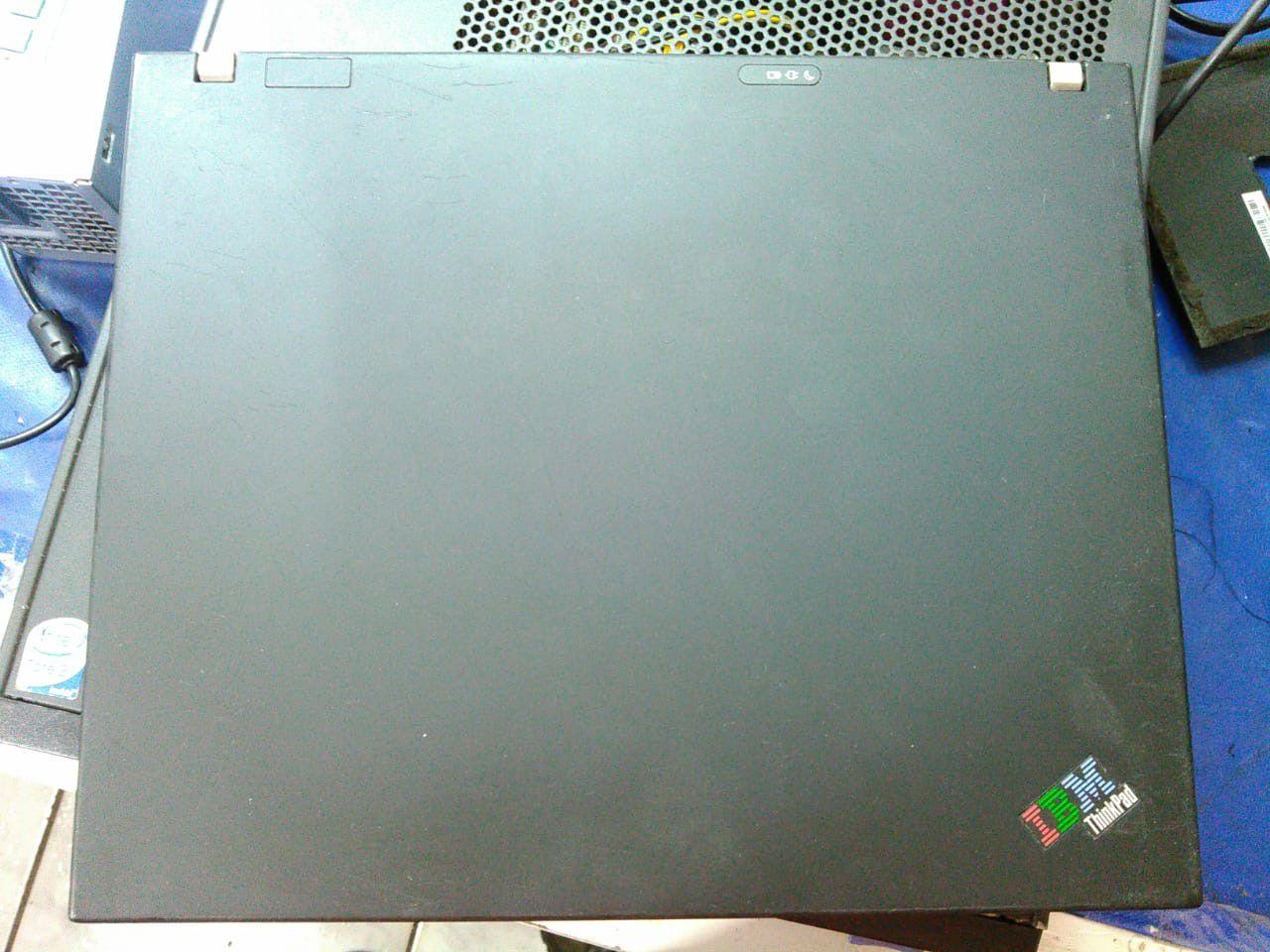 Notebook IBM ThinkPad T60