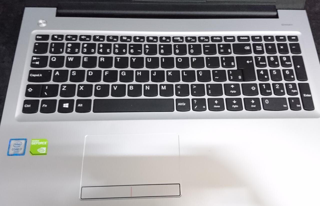 Notebook Lenovo Ideapad 310 - 15ISK   i7/8GB/1TB