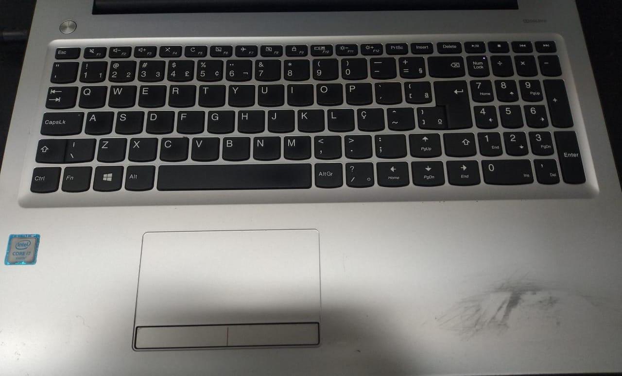 Notebook Lenovo Ideapad 310 i7/12GB/120SSD