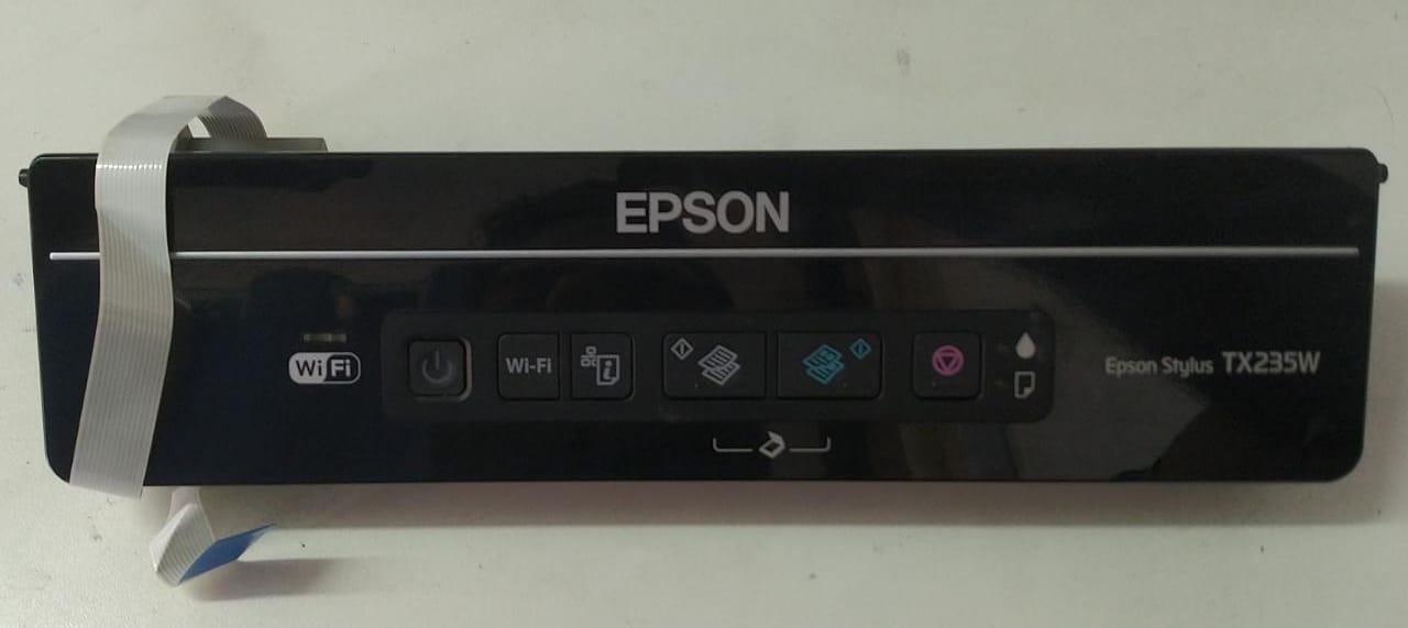 Painel Epson Stylus TX235W