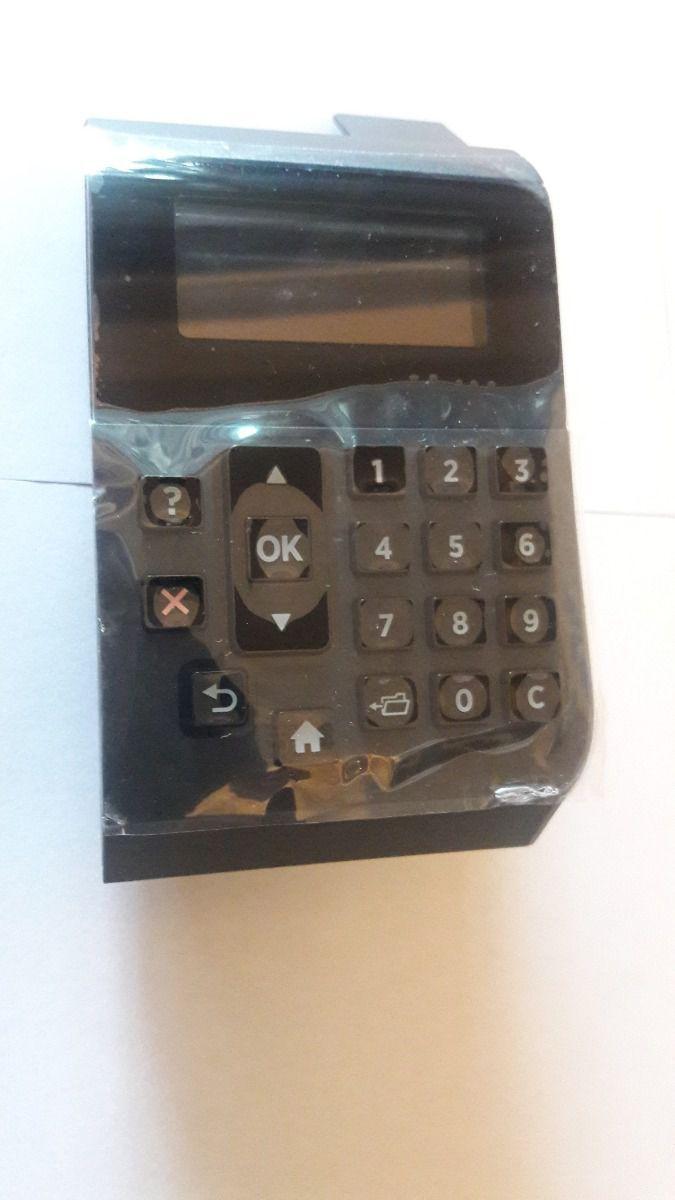 Painel HP LaserJet M604/605/606