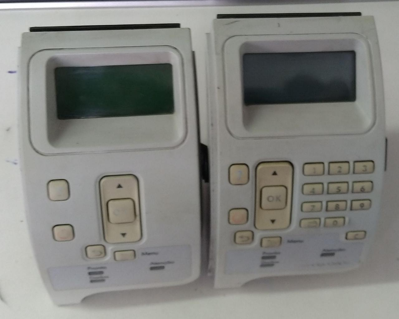 Painel HP Laserjet P4014/4015 - RM1-5059/5060