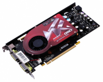 Placa de Video FATALITE Geforce 9600GSO