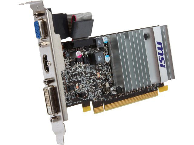 Placa de Video MSI - N8400GS