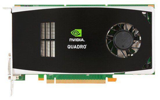 Placa de Video NVIDIA QUADRO FX - 1800