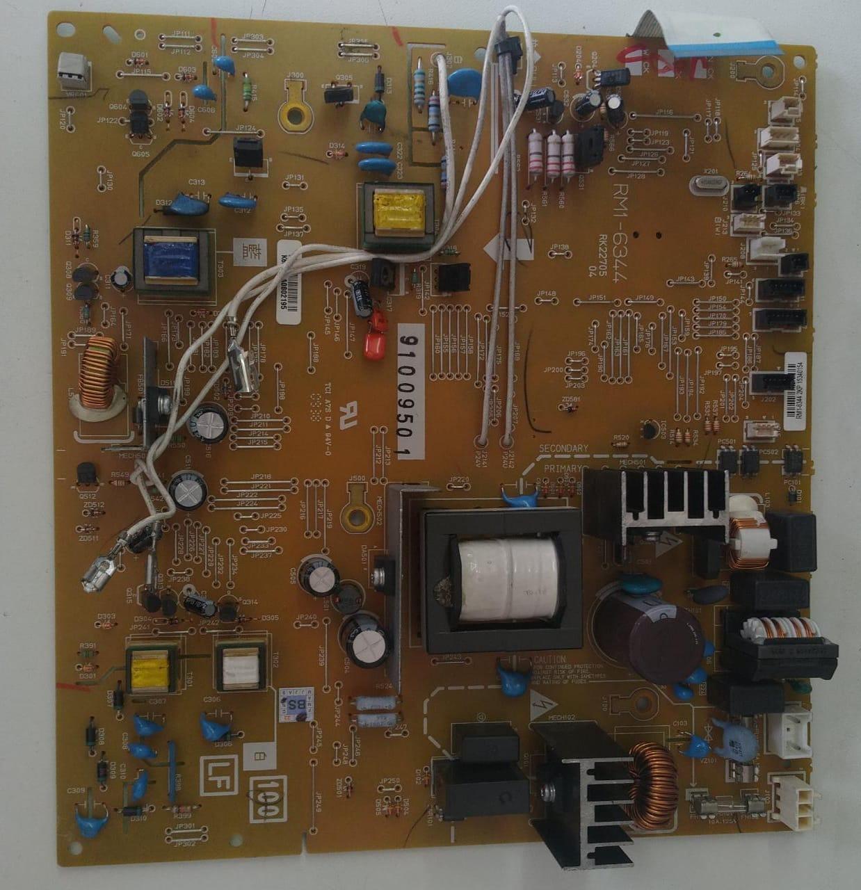 Placa Fonte Hp Laserjet P2035/2055  (RM1-6344)