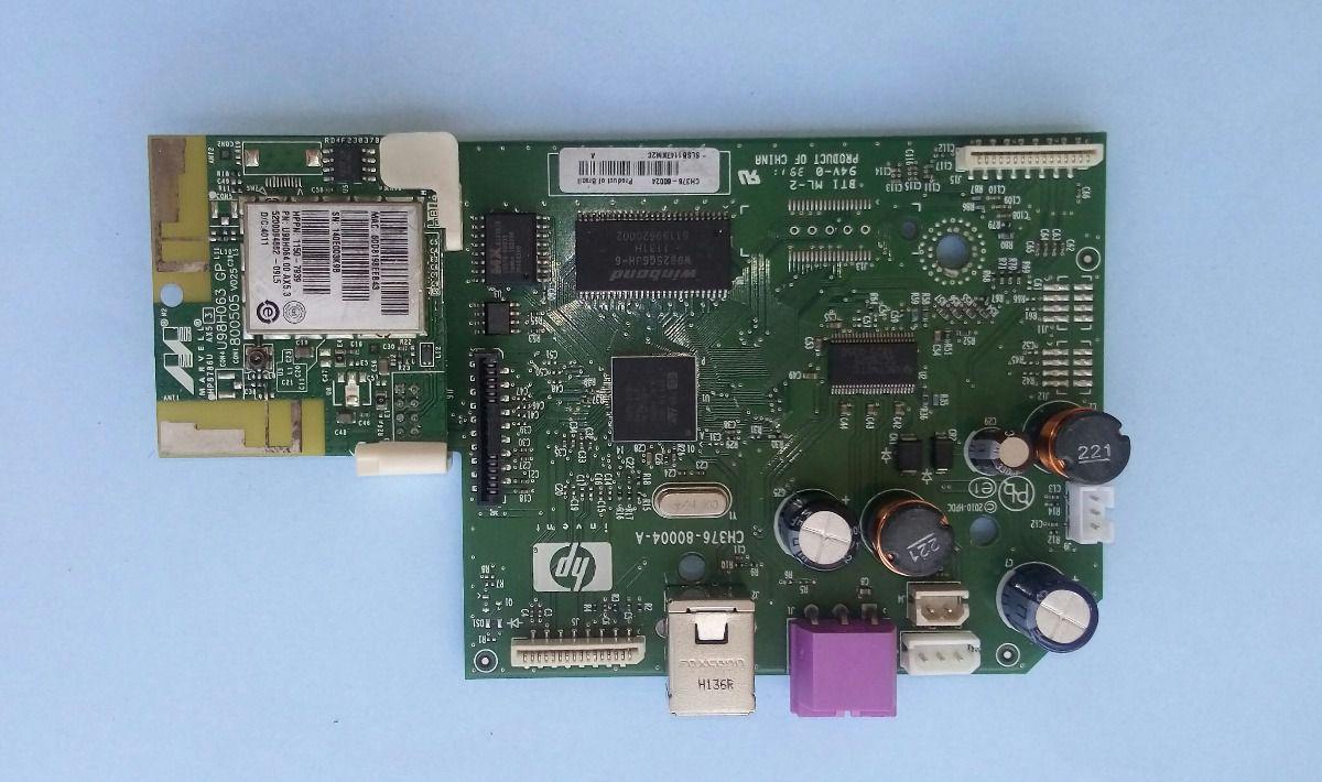 Placa Lógica HP Deskjet 3050 P/N-CH376-80004-A