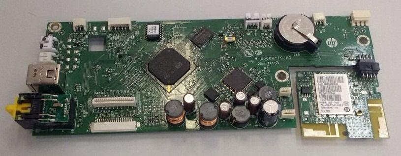 Placa Lógica HP - 8100 P/N CM751