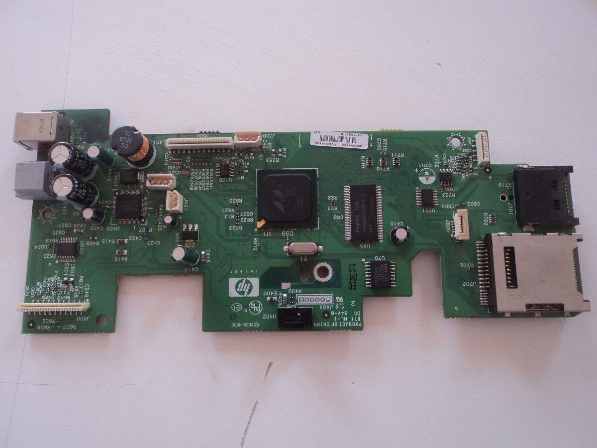 Placa Lógica  HP C3180