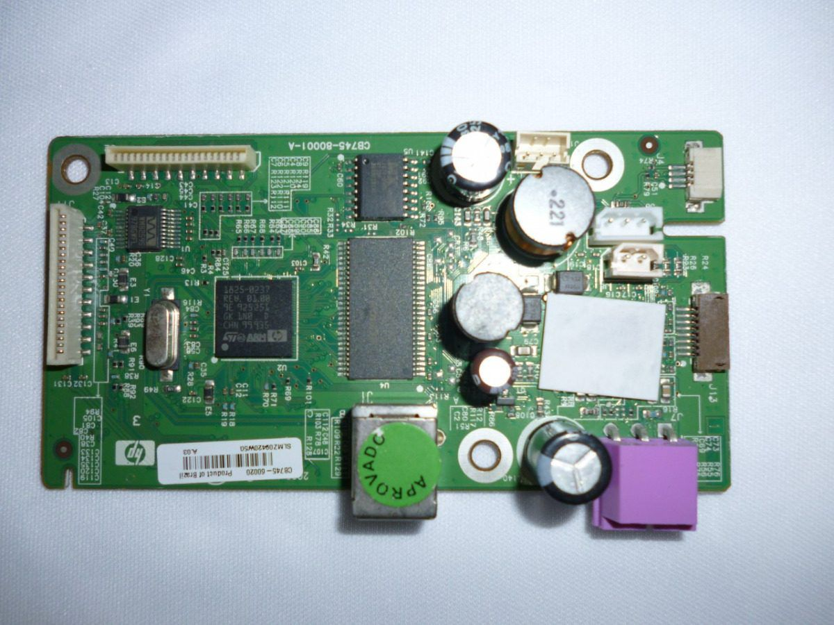Placa Logica Hp Deskjet F4480 / cb745-60020