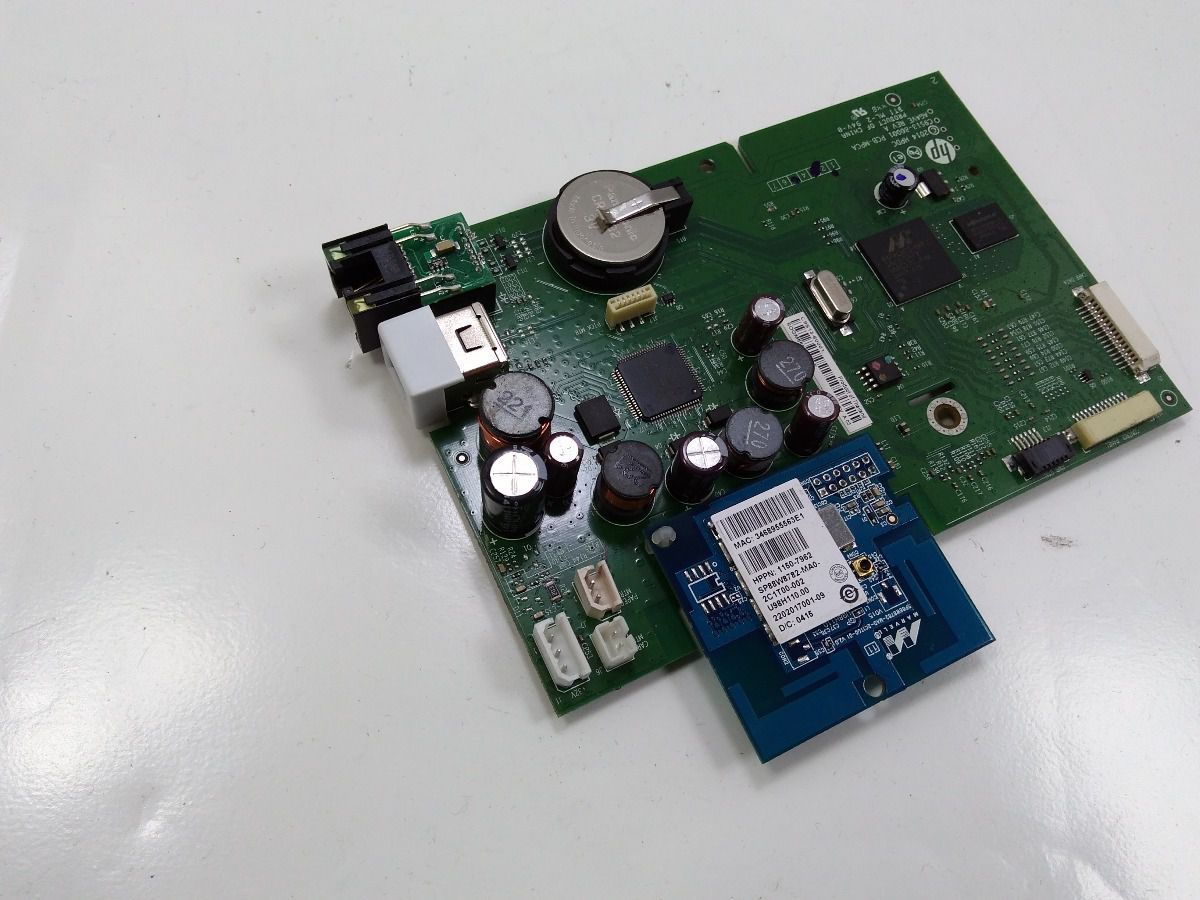 Placa Logica  HP Officejet 6230