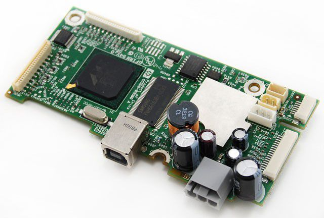 Placa Logica HP PHOTOSMART C4480 / Q8383-80070A