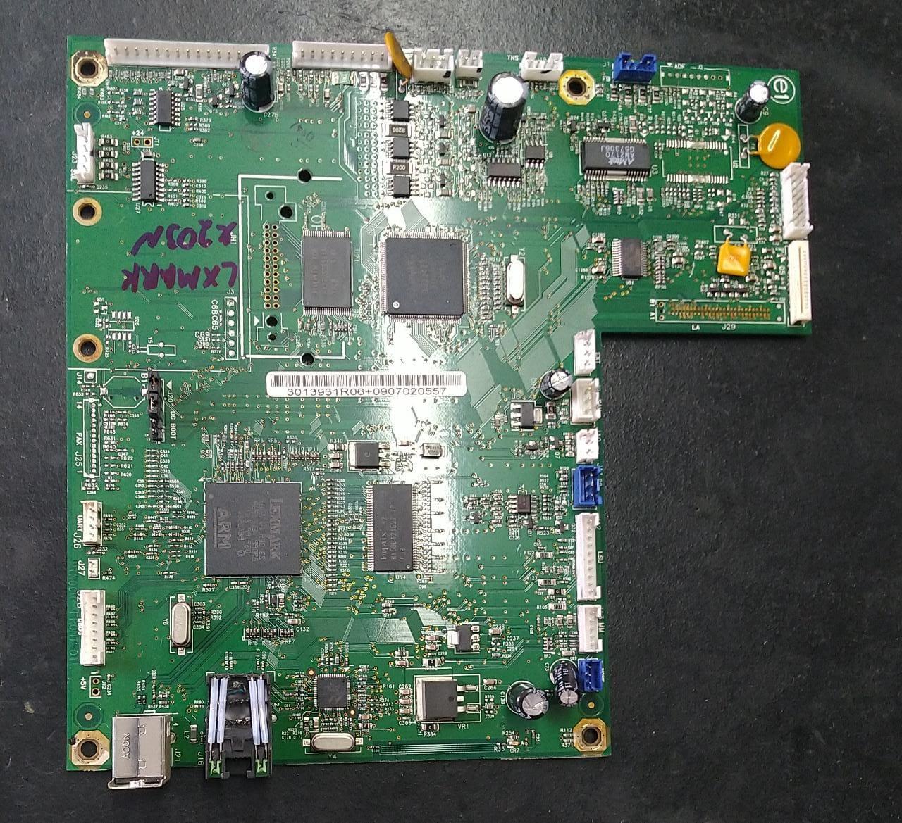 Placa Logica Lexmark X203n - MTNOON