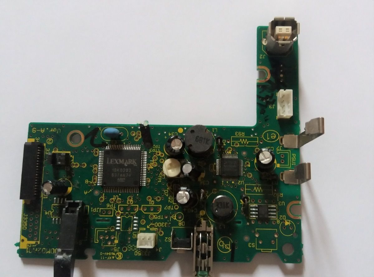 Placa Logica  Lexmark Z647