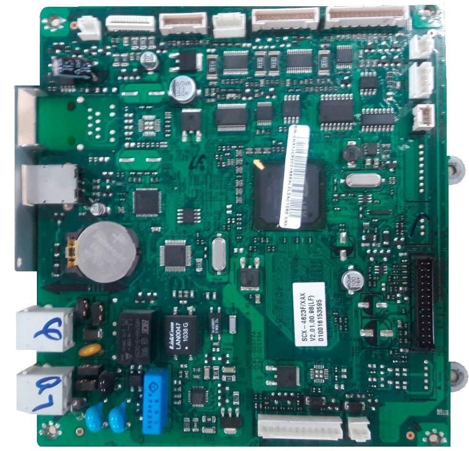 Placa Logica  Samsung SCX-4623fr