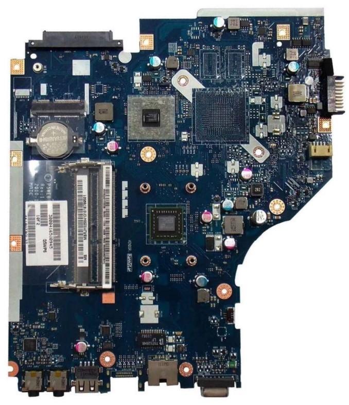 Placa Mãe Acer Aspire P5WE6 LA-7092P AMD E-300