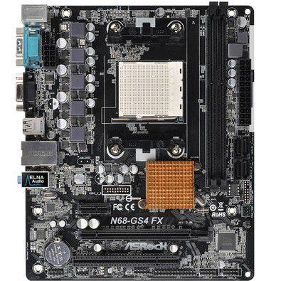 Placa Mae ASROCK - N68-GS4 FX