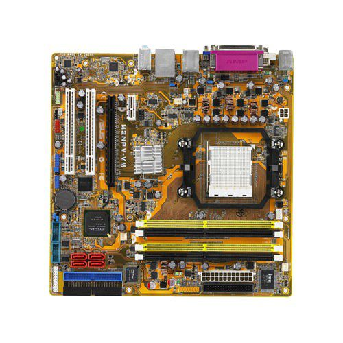Placa Mae ASUS - M2NPV-VM