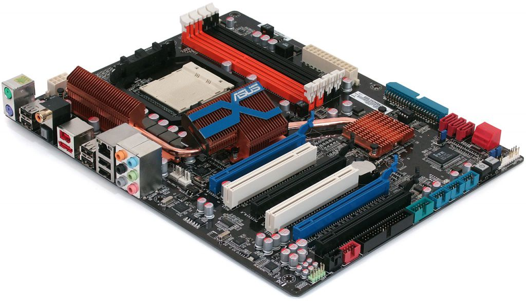 Placa Mae ASUS - M4A79T DELUXE