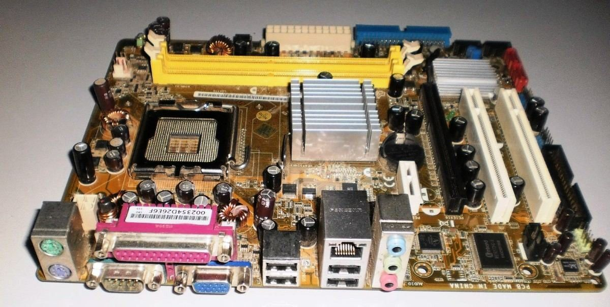 Placa Mae ASUS - P5GC-MX