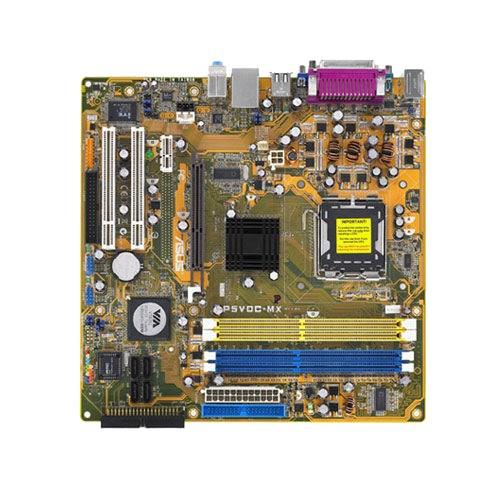 Placa Mae ASUS - P5VDC-MX