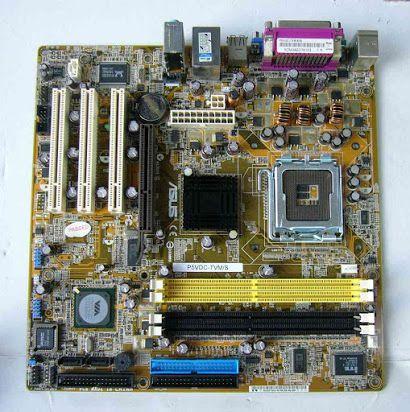 Placa Mae ASUS - P5VDC-TVM