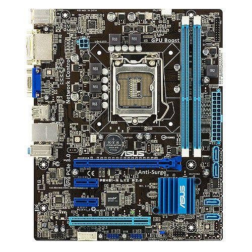 Placa Mae ASUS - P8H61-M LX2 R2.0