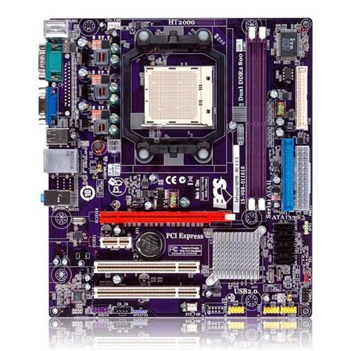 Placa Mae ECS - GEFORCE6100SM-M2