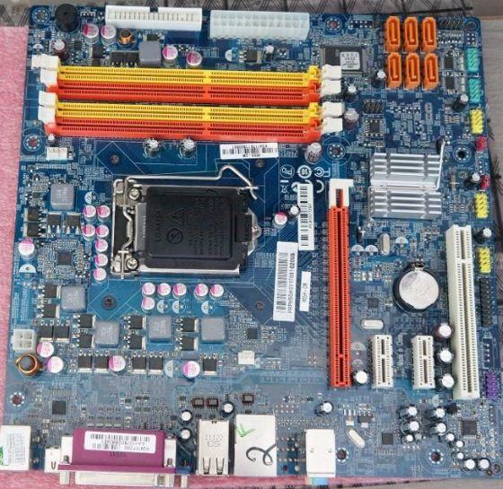 Placa Mae ECS - H55M V1.0