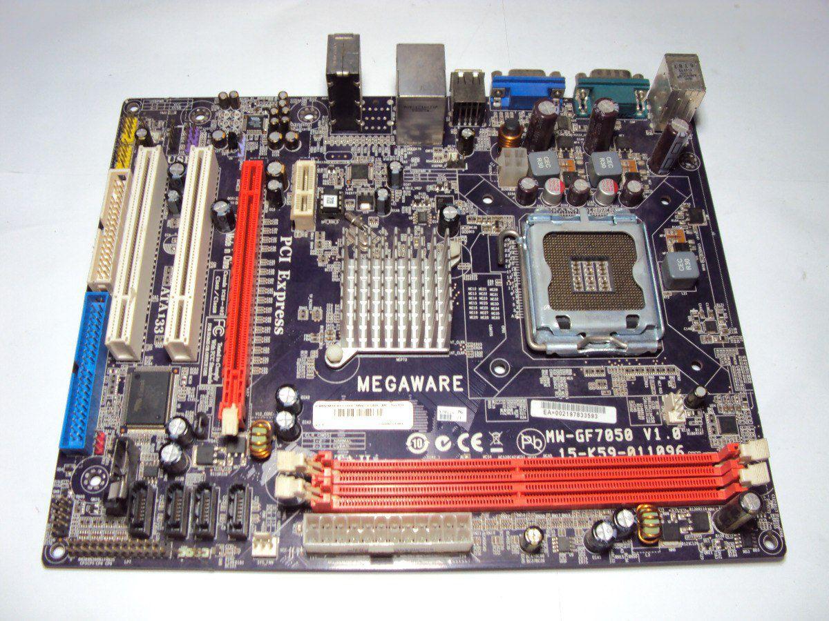 Placa Mae ECS - MW-GF7050