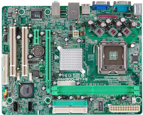 PLACA MAE ECS - P4M900-M2 V1