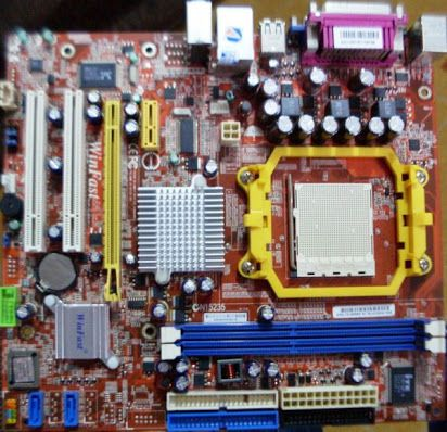 Placa Mae FOXCONN - 761GXM2MA-RS2H