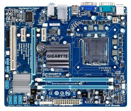 Placa Mae GIGABYTE - GA-G41MT-S2P
