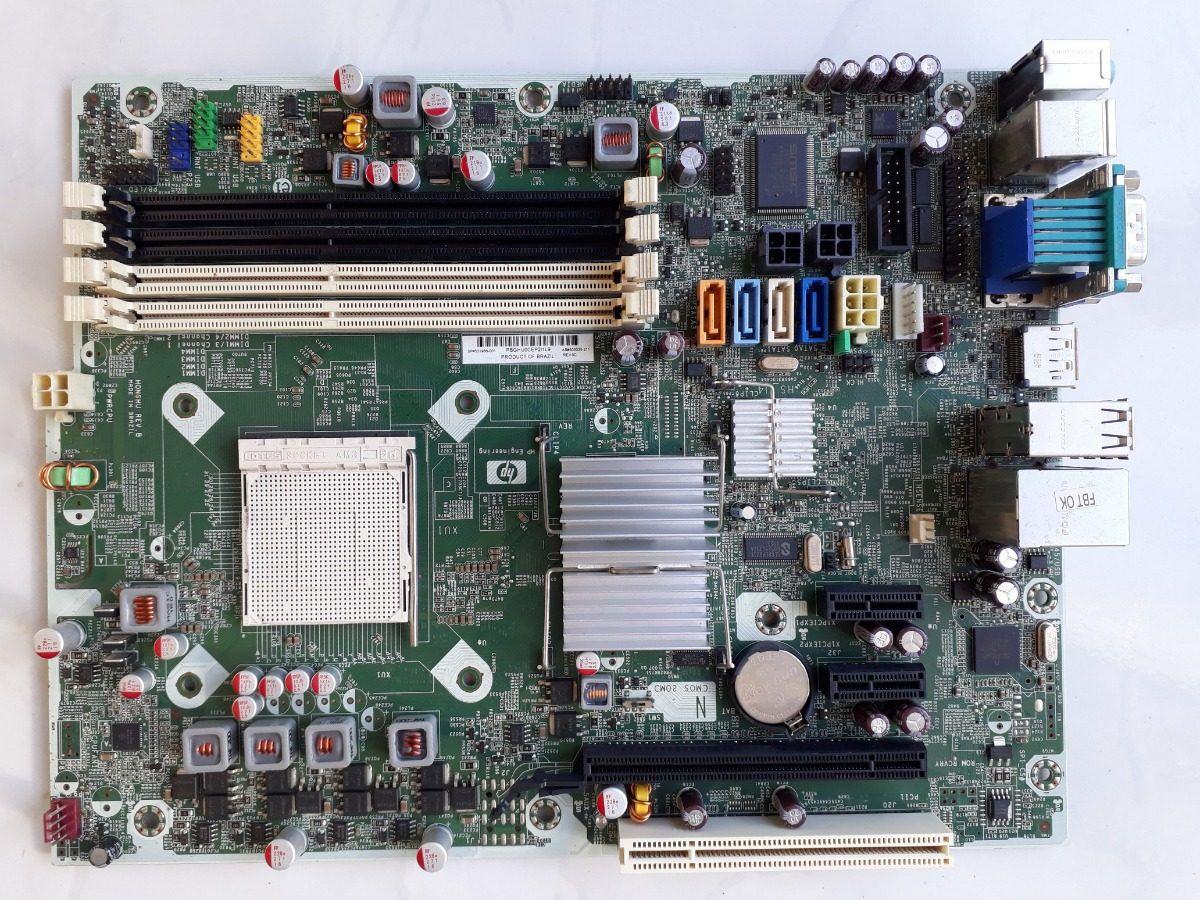 Placa Mãe - HP Compaq Pro 6005