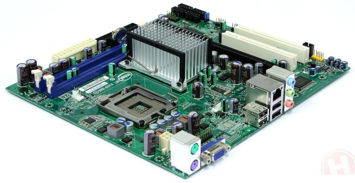 Placa mãe Intel - DG41RQ