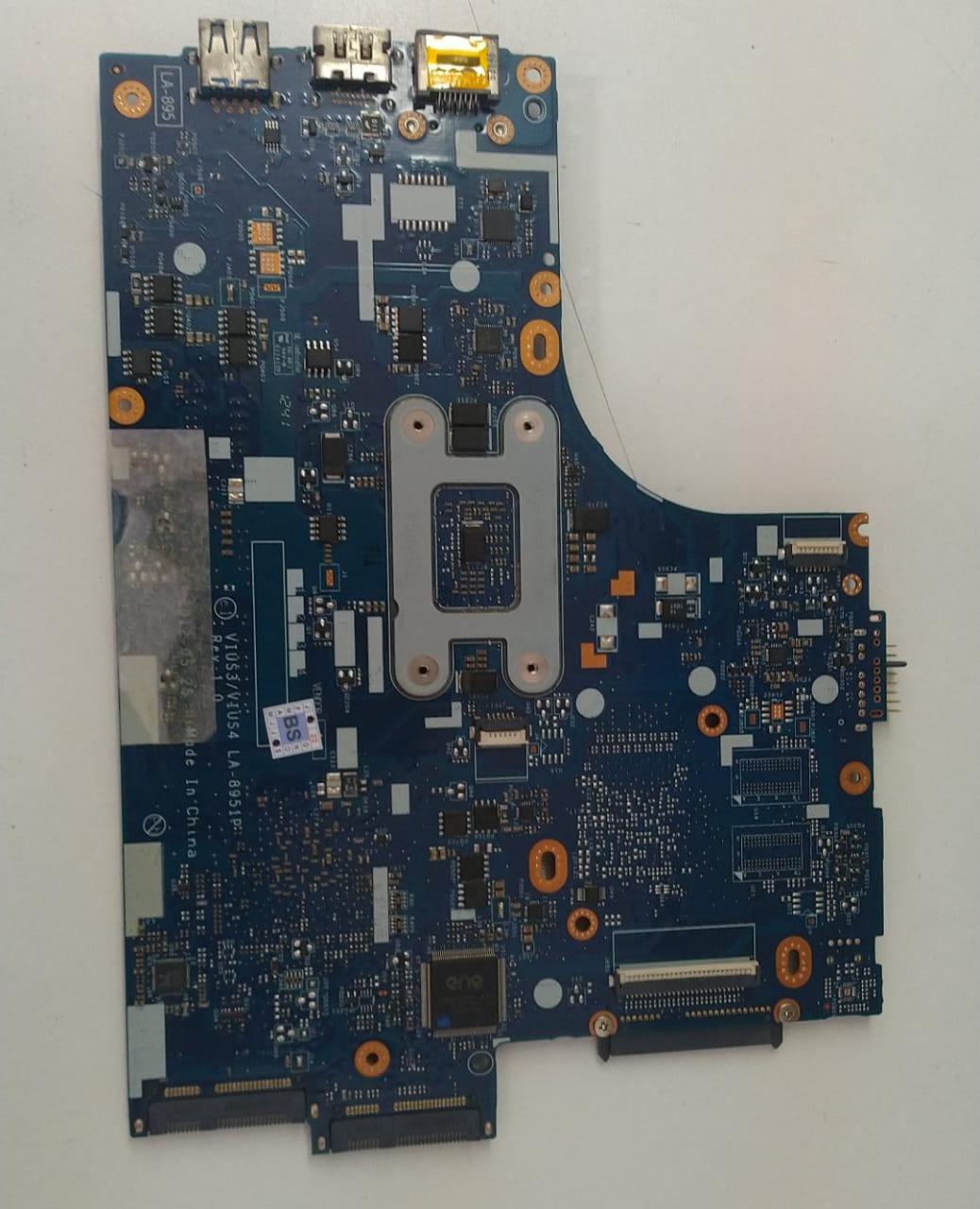Placa Mae Notebook Lenovo - LA-8951P c/ i3 Ideapad S400
