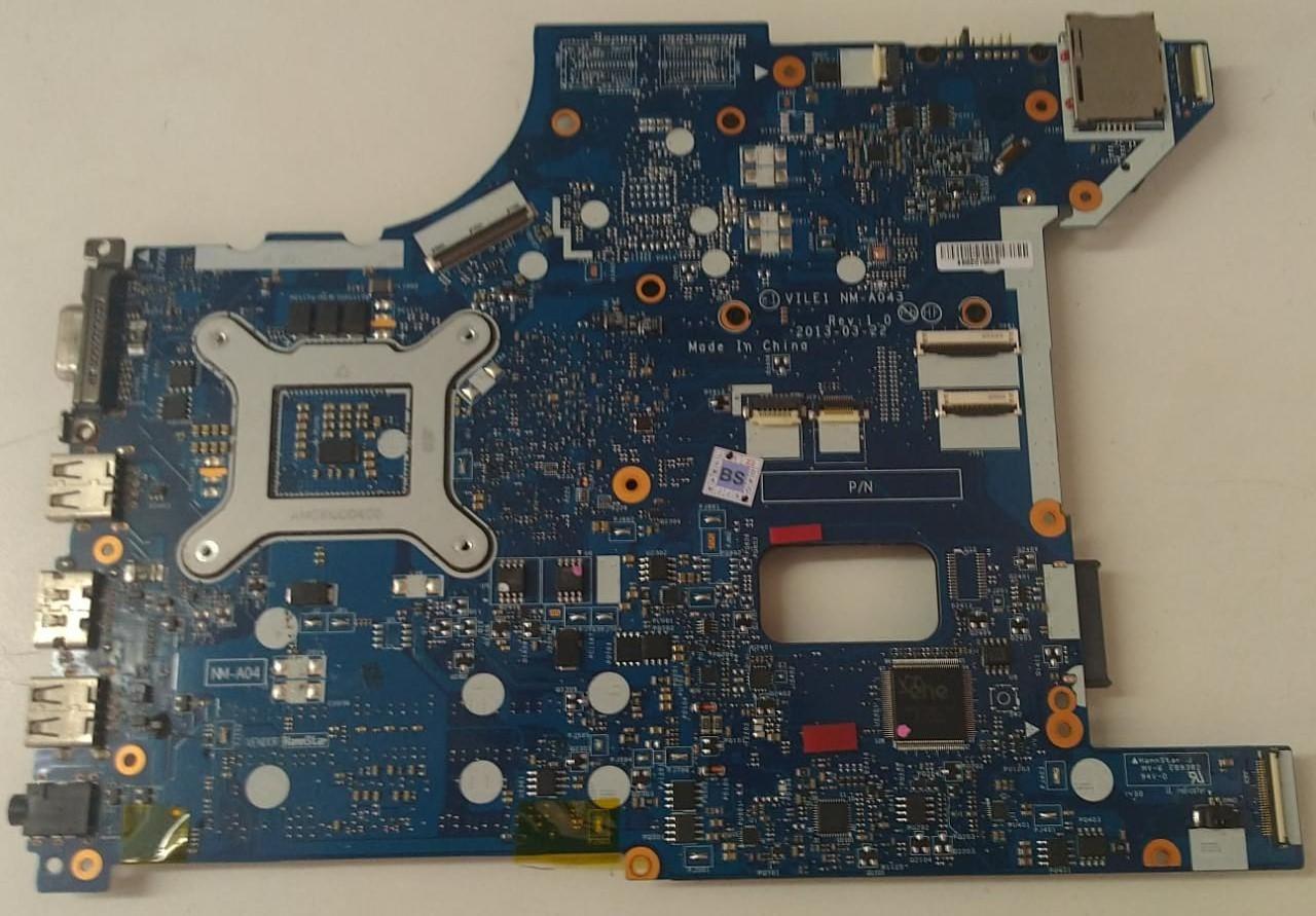 Placa Mae Notebook Lenovo - VILE1 NM-A043 - Thinkpad E431