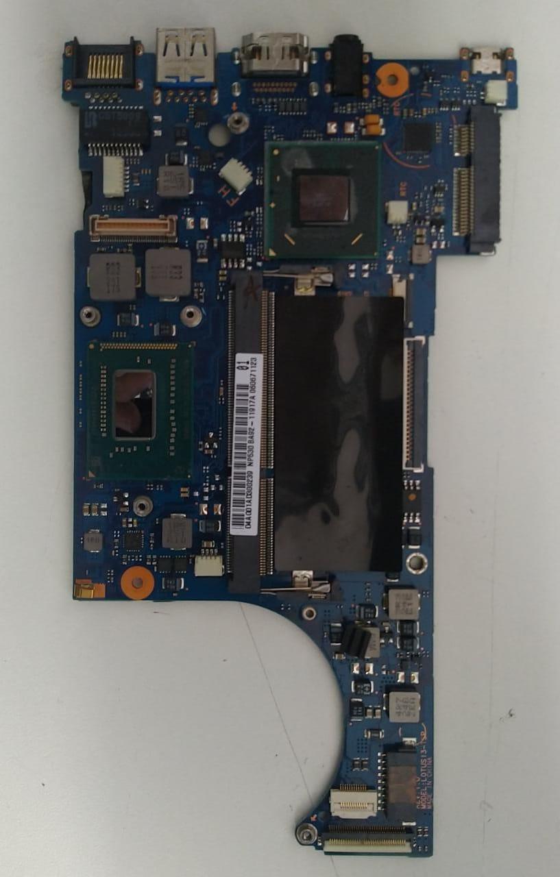 Placa Mae Notebook Samsung - Lotus13-TSP (i7-3517U)