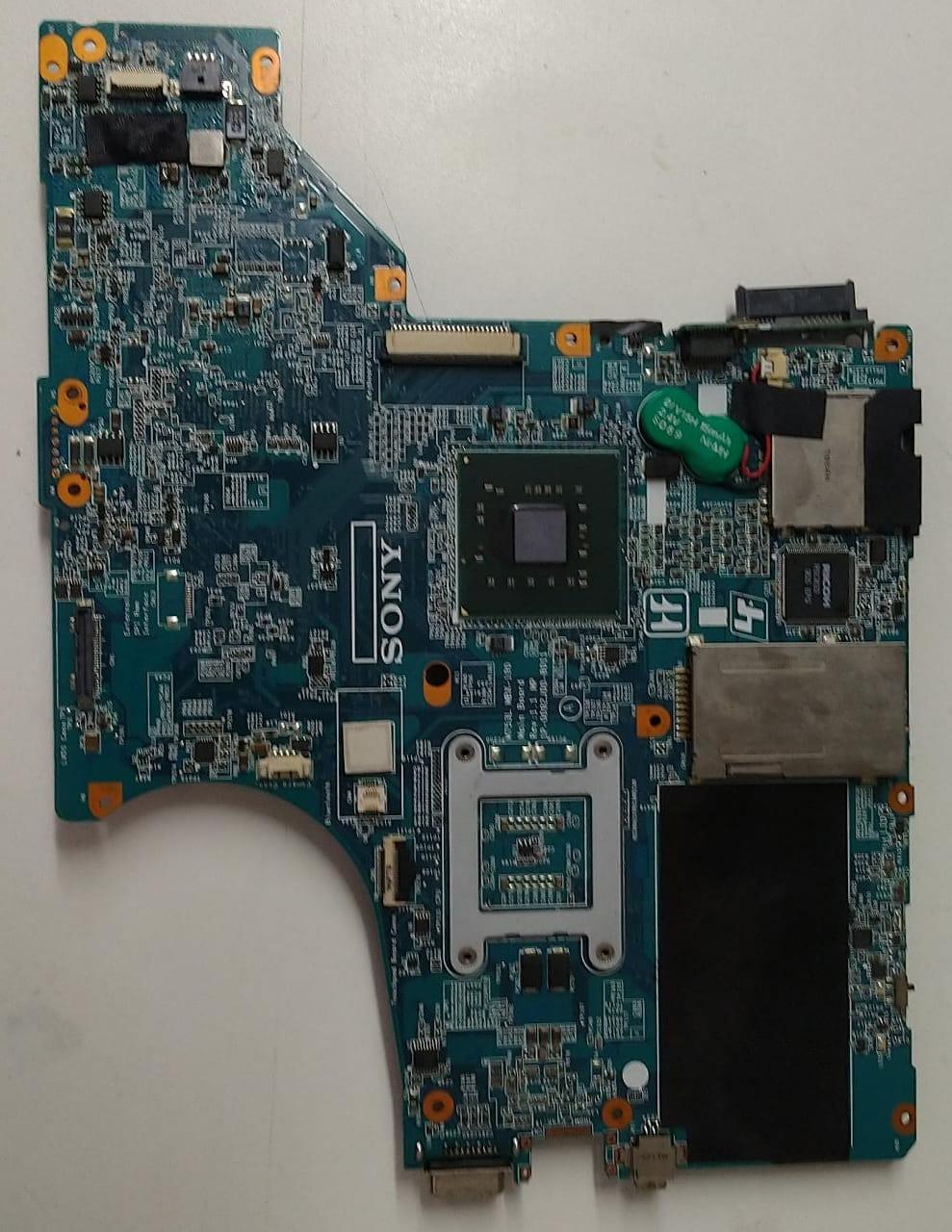 Placa Mae Notebook Sony - M753L MBX-190