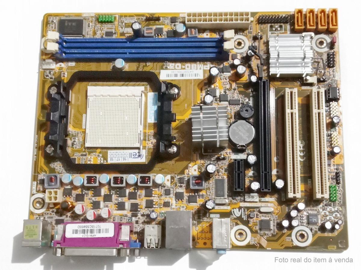 Placa Mae PC-WARE - APM80-D3