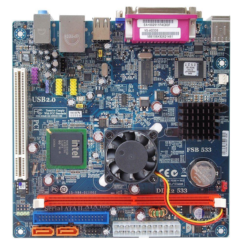 Placa Mãe PC-WARE D330-V2