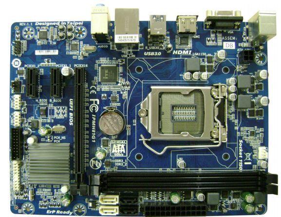 Placa Mãe PC-WARE - IPH81G1