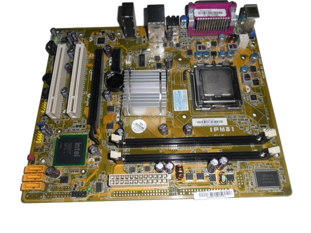 Placa Mãe PC-WARE - IPM31