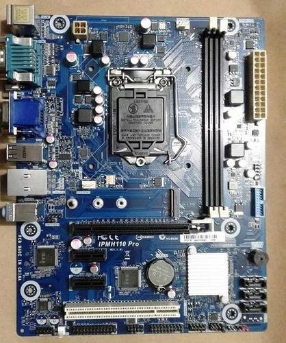 Placa Mae PC-WARE - IPMH110 PRO