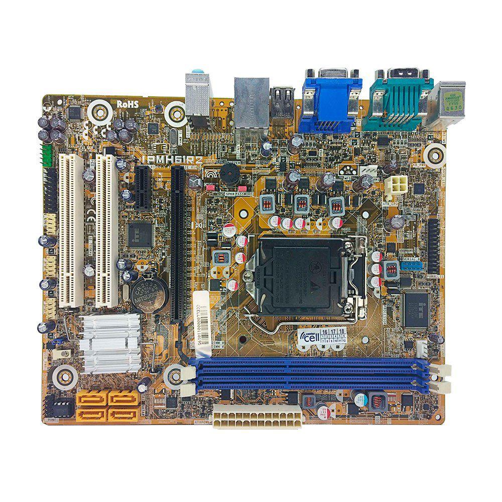 Placa Mae PC-WARE - IPMH61R2