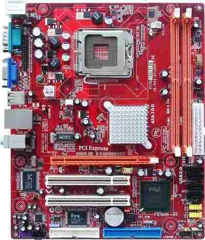 PLACA MAE PCHIPS - P17G V1.0