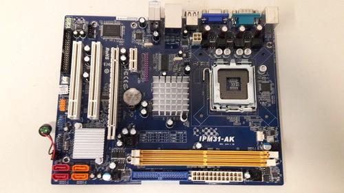 Placa Mae PEGATRON - IPM31-AK