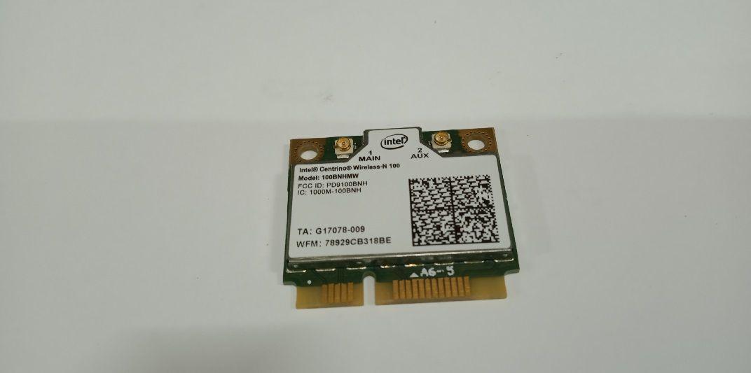 Placa Wireless Model Intel 100bnhmw